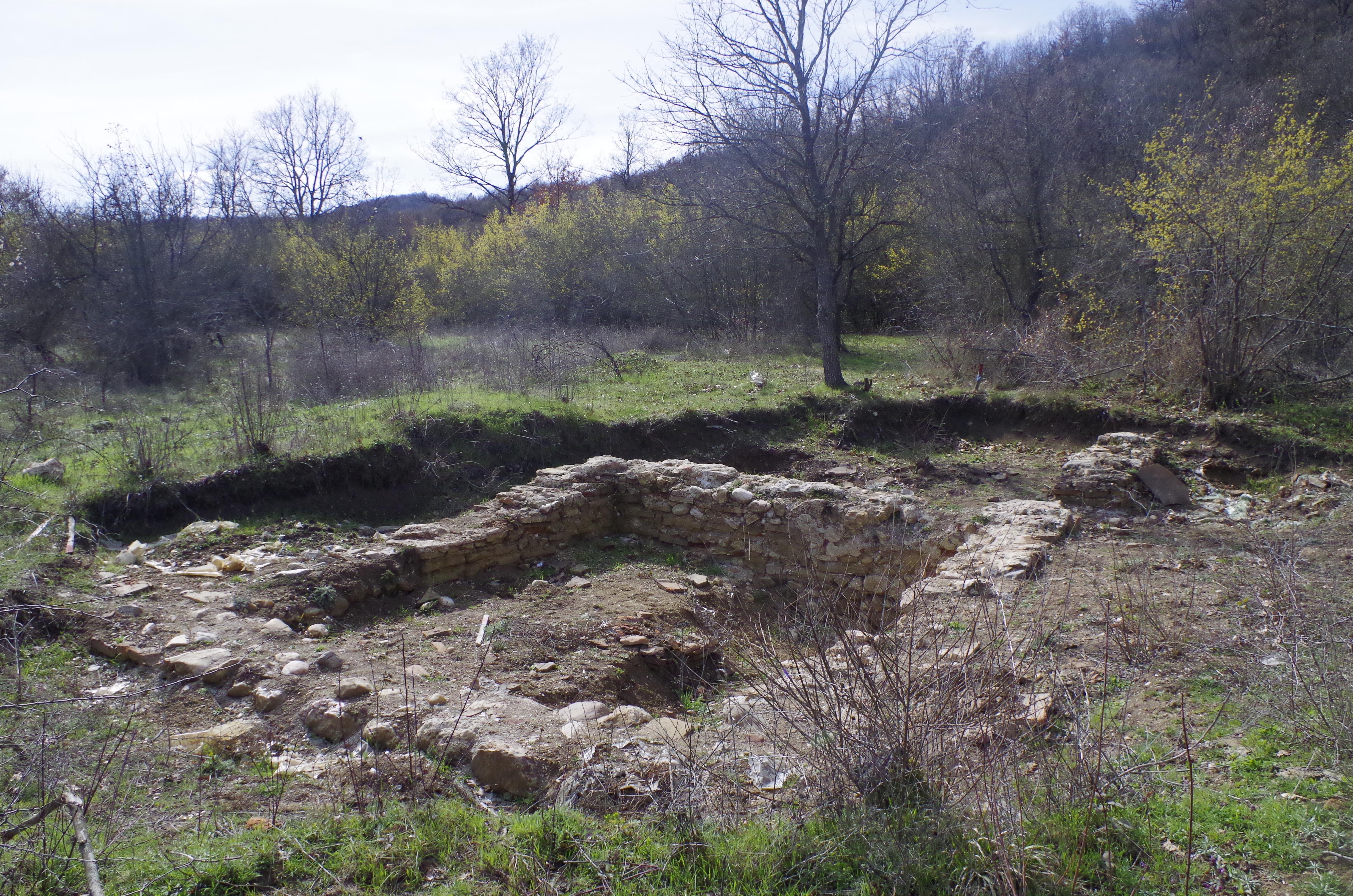 Ископините на Бадеријана