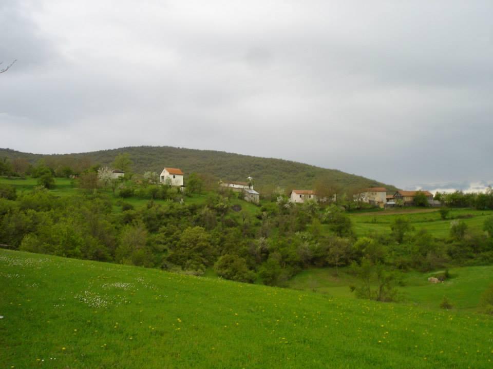 село Црешнево
