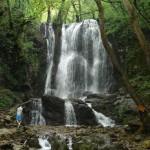Колешински водопад во подножјето на Беласица